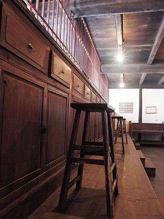 古代当铺柜台前都有个大木板 古代当铺蚂蚁庄园[多图]图片3