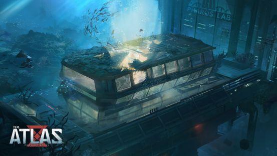 代号ATLAS首次曝光 网易的海上废土题材新作最新消息[多图]图片1