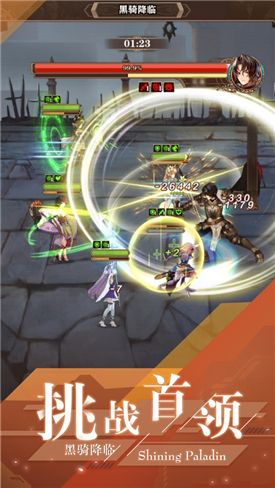闪耀骑士游戏官方正版图2
