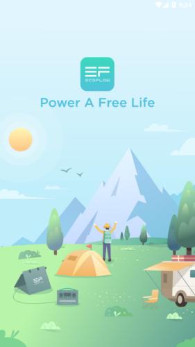 EcoFlow app图0